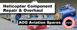 Helicopter Component Repair & Overhaul