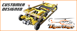 Tiger Tugs. High quality, well-made, remote control helicopter tugs.