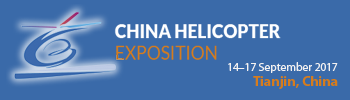 China Helicopter Exposition, September 2017, Tianjin, China.